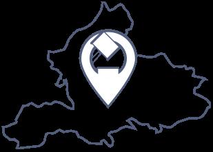 Rechtsbijstand op locatie - Achterhoek - Icoon
